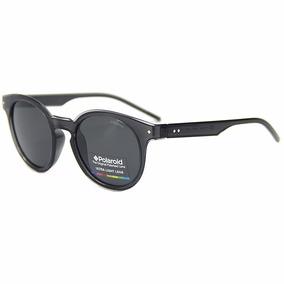 7175a27430e2e Oculos Redondo Azul De Sol Polaroid - Óculos no Mercado Livre Brasil