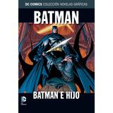 Batman: Batman E Hijo - Colección Salvat - Dc Comics