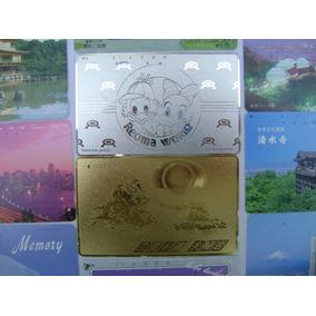Cartão Telefônico Japonês Da Ntt Diversos Temas 31 Unidades