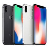 Apple iPhone X 64gb Novo Lacrado Anatel Garantia Nota Fiscal
