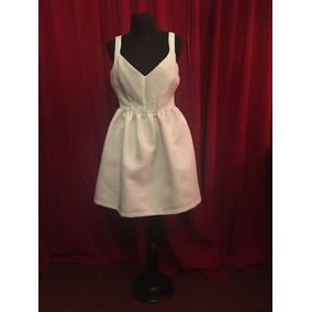 Vestidos color blanco zara