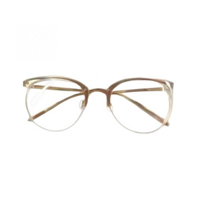 Oculos Redondo Coreano Transparente Marc Jacobs - Óculos no Mercado ... 7d0b9957a8