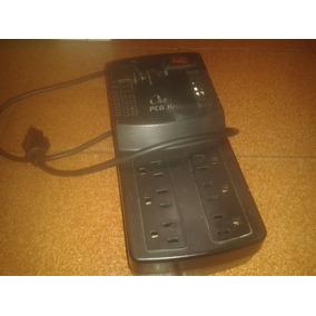 Regulador De Voltaje Omega Pcg 1000.6 Tomas