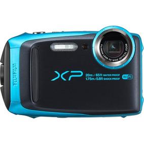 Fujifilm Camara Finepix Xp120 Azul Cielo - (ml)