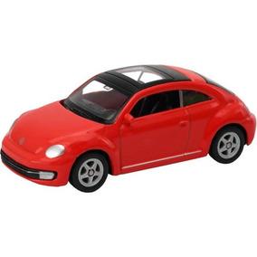 Miniatura Beetle Volkswagen Nex Models - Welly 1/60