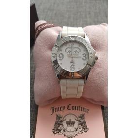 Reloj Juicy Couture Blanco Para Mujer