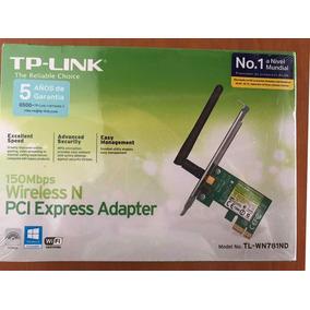 Tarjeta Red Tp Link Pci Express
