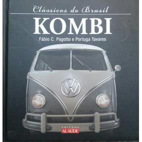 Livro Clássicos Do Brasil - Kombi