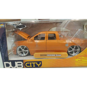Miniatura Jada 1/24 2003 Dodge Ram