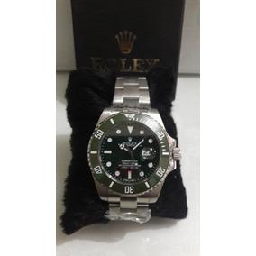 fb45249d877 Rolex Submariner Verde Cerâmica 116610lv Novo - Relógios De Pulso no ...