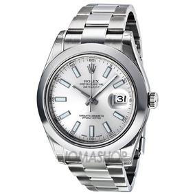 049007ae489 Reloj De Bolsillo Rolex Legitimo Plata - Relojes Pulsera en Mercado ...