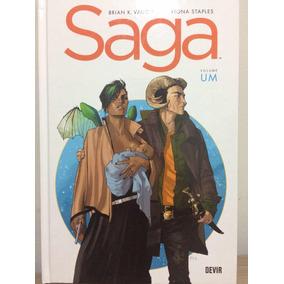 Saga Volume 1 - Perfeito Estado