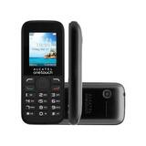 Celular Dual Sim Alcatel 1052d Câmera Rádio Fm Ultraleve