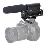 Microfono Takstar Sgc598 Tpo Shot Gun Para Canon Sony Nikon