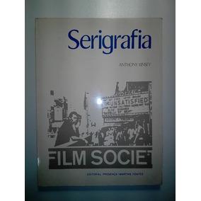 Kit 4 Livros Sobre Silk Screen Serigrafia Estampa