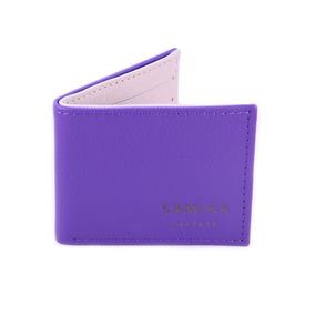 4dc37317f Billetera De Cuero Chiappai - Billeteras de Hombre Violeta en ...