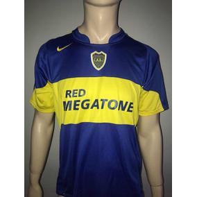 Camiseta Boca Red Megatone - Camisetas de Clubes Nacionales Adultos ... 7995bf605708d