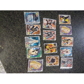 Tazos Wolverine E Os X-men