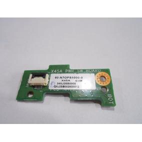 ASUS X45A Wireless Switch Windows Vista 64-BIT