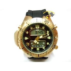 72d3d5f2f94 Relogio Atlantis Aqualand Dourado - Joias e Relógios no Mercado ...