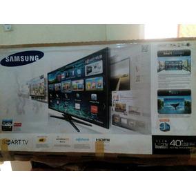 Televisor Samsung Smart Tv Full Hd 3d 40 Slim Ledtv 6500