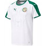 Camisa Senegal Mané - Camisa Masculina de Seleções de Futebol no ... 80d49ecb15701