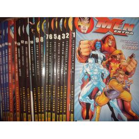 Lote X Men Extra 1 A 100 Panini Otimas Frete Gratis 2002