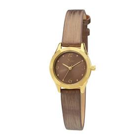 6eae064340b3f Relogio Condor Feminino Pequeno Couro - Relógios no Mercado Livre Brasil