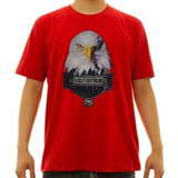 Camisa Camiseta Customizada Harley Davidson_eagle Leader
