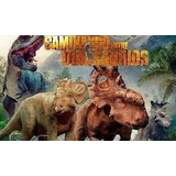 Kit Imprimible Candy Bar Caminando Con Dinosaurio Fiesta 3x1