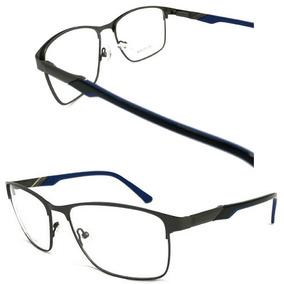 8338955f16040 Armacao Oculos Acetato Masculino Porsche - Óculos Cinza escuro no ...