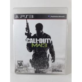 Jogo Call Of Duty Modern Warfare 3 Mw3 Ps3 Seminovo