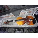 Violin Parquer Custom 4/4 Con Estuche Vl900