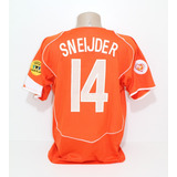 Camisa Seleção Holanda Nike 10 Sneijder Jogador - Camisa Holanda ... e9272290730b5