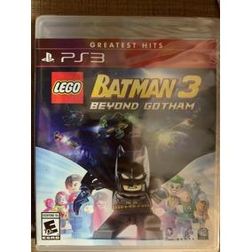 Lego Batman 3 Beyond Gotham Ps3 Midia Fisica