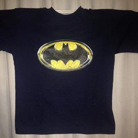 Playera Batman Para Niño.