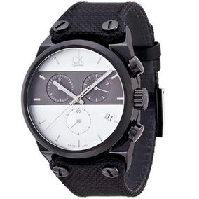 Relogio Calvin Klein Preto - Relógios De Pulso no Mercado Livre Brasil e24b79a6d9