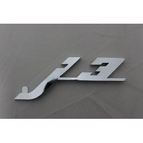 Logotipo Da Tampa Do Porta-malas Jac J3