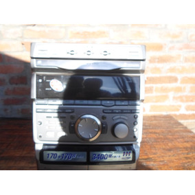 Aparelho Sony Mhc-grx700 Barato Leia O Anuncio