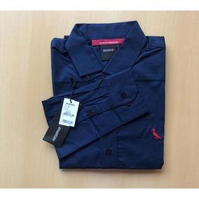 Camisa Social Masculina De Marca Famosa - Camisa Masculino no ... 046f1c2b89e