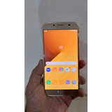 Samsung A7 2017 Tela 5.7polegadas Super Amoled 32gb Octacore