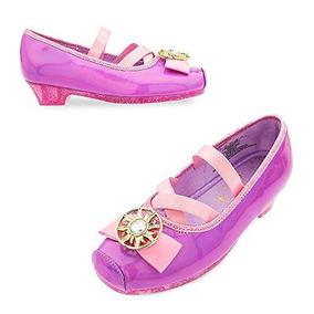 ... Violeta Medio Taco Nuevos Número 40. RM (Metropolitana) · Zapatos De  Disfraces Disney Rapunzel Para Niños Morados f30bcce8c7811