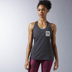 6f4baa351442f Camiseta Regata Cavada Enforce Fitness Academia Feminino