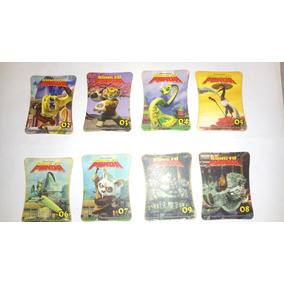 Cards Kung Fu Panda Yokitos / Cards Game