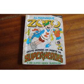 Gibi Rio Grafica Recruta Zero Almanaque 28 / Super Herois