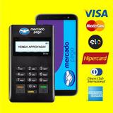 Maquineta De Cartão Point Sem Mensalidade - Credito Debito