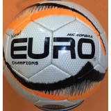 Bola Euro Campo Champions Cód 31 Costurada À Mão Microfibra 08c3099afedfa