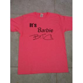 Soy Una Barbie Playera Be Woolf