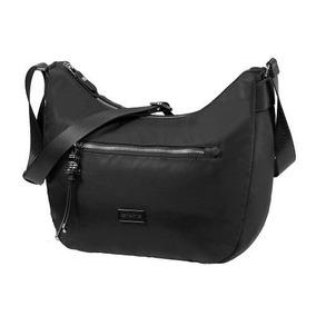 Cartera Samsonite Fashion City Hobo Bag M Negro