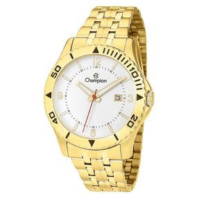 Relógio Champion Masculino Ca31373h Dourado